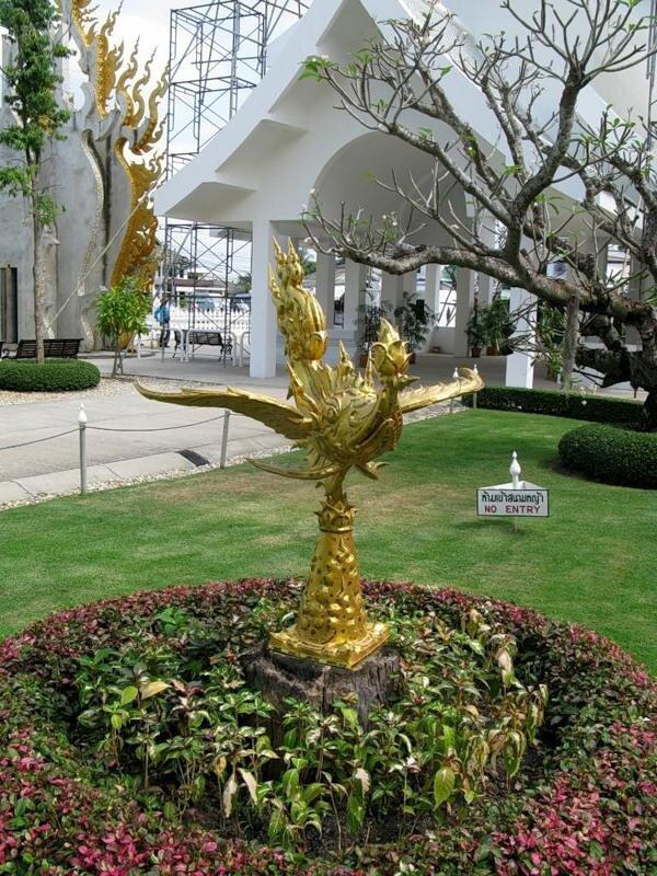 .Храм Wat Rong Khun