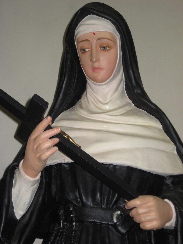 Праздник покровителя Санта-Рита-де-Касциа