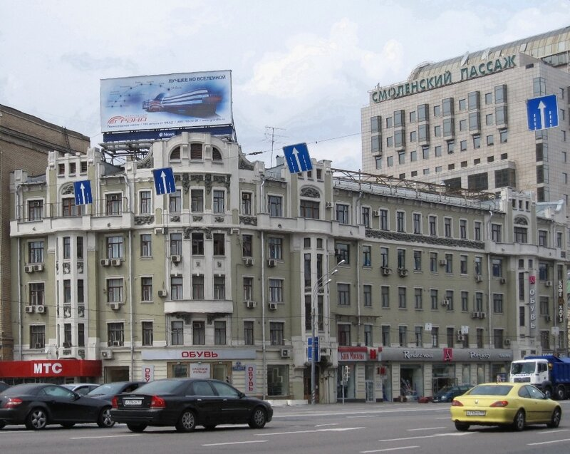 Доходный дом наследников Е.Е.Орлова