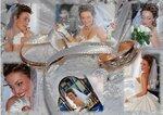 Образец одной страницы Свадебного альбома