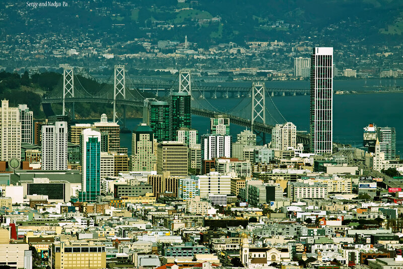 The San Francisco – Oakland Bay Bridge