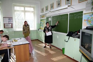 Владивостокская школа № 28 стала серебряным призёром Всероссийского конкурса «Успешная школа -2017»