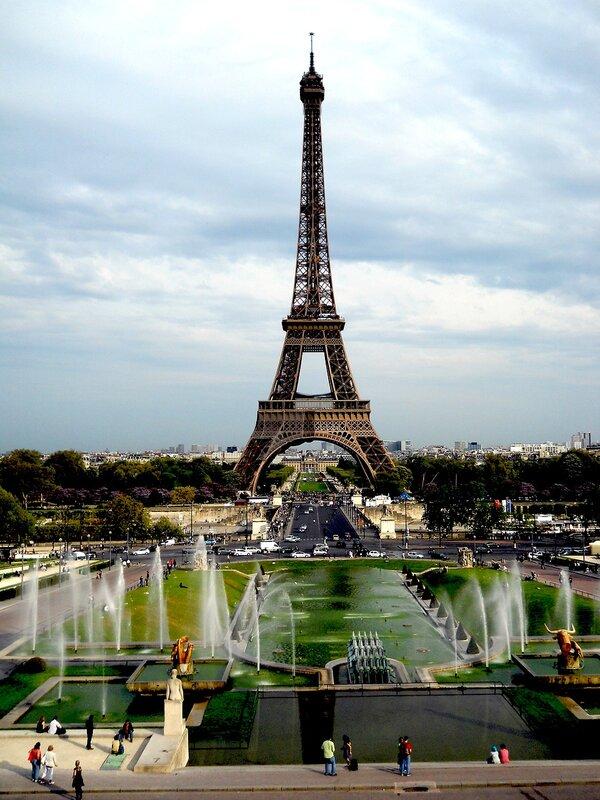 Париж, Париж! Неповторимый!
