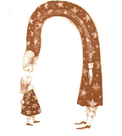 Алиса иллюстрации Арко