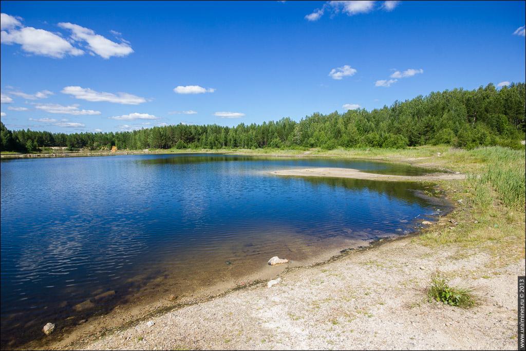 Изумрудные копи Урала: Аульский карьер