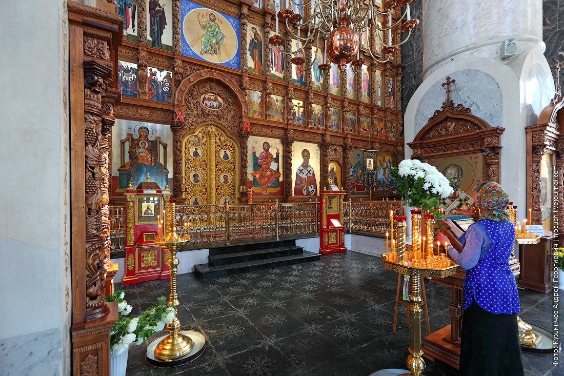 Астрахань Успенский кафедральный собор фото