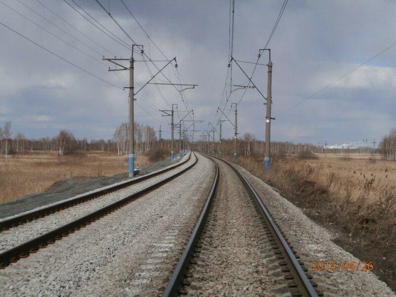 Перегон Пост 19 км - УАЗ (1)