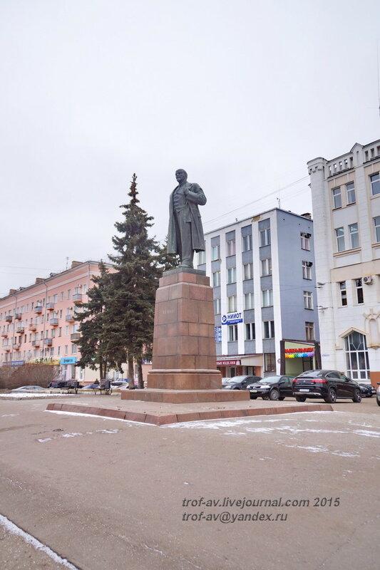 Памятник Ленину, Иваново