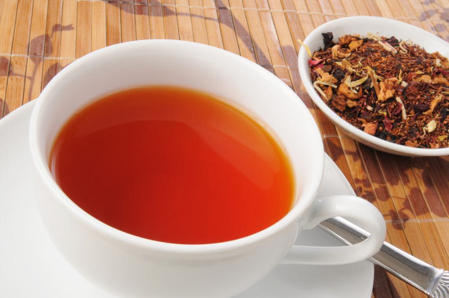 18. Южная Африка Наиболее распространен здесь сорт чая ройбуш. Этот напиток красного цвета имеет сла
