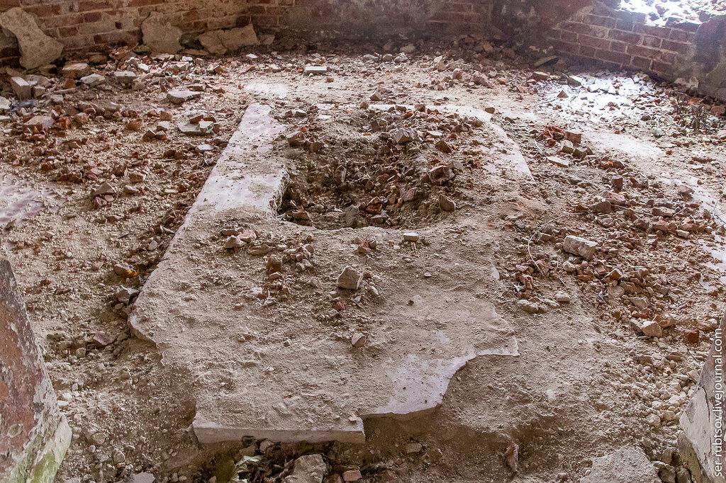 Затерянный храм в Борзуново