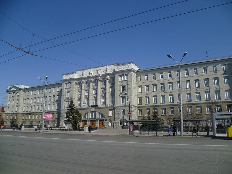 Омский университет путей сообщений (Omsk Transport University)