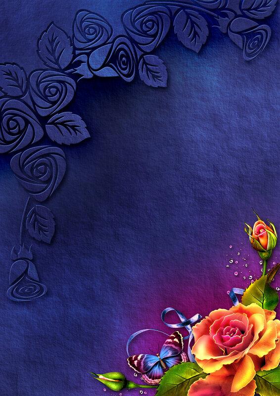 Fond Ecran Fleur Pour Crea