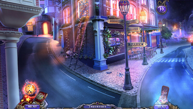 لعبة Dark Dimensions: Shadow Pirouette