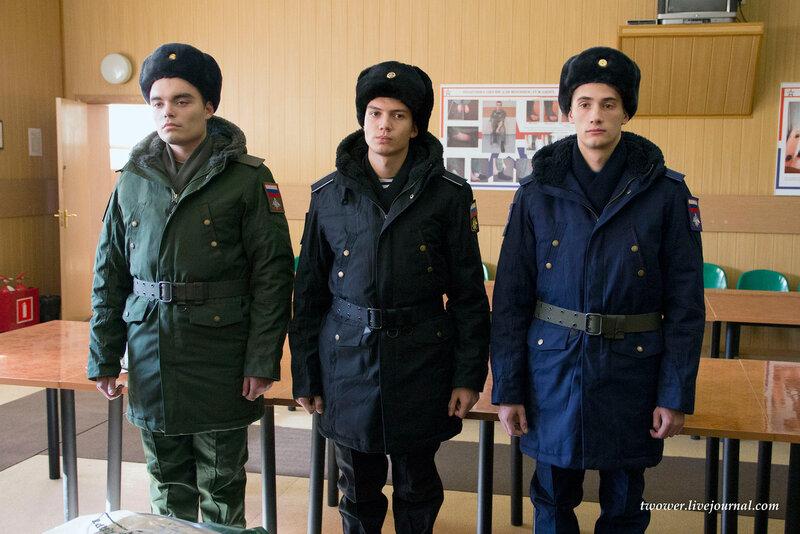 Правила ношения формы одежды в войсках ввс