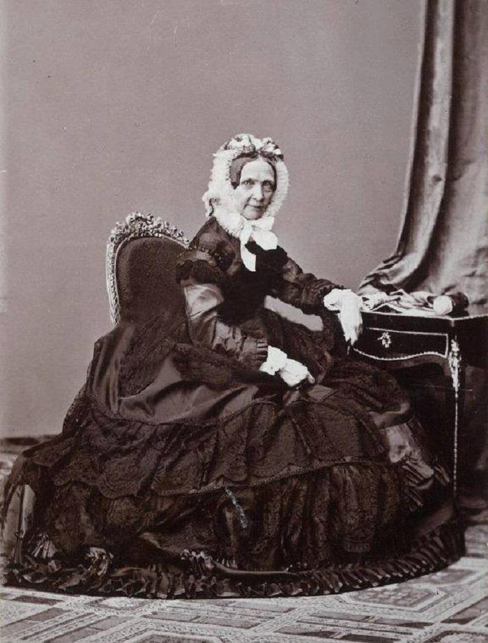 Princess Sophie of Bavaria, Archduccess of Austria 1866