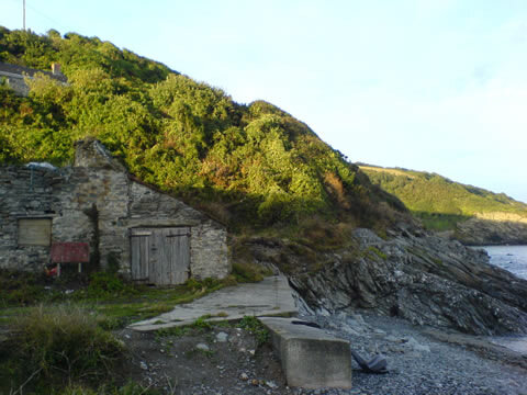 дом на побережье интерьер