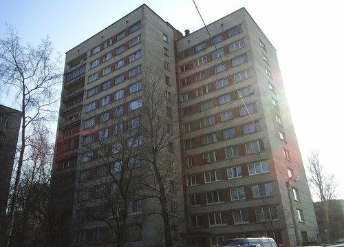 Бухарестская ул 94к5
