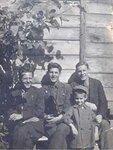 Братья Литвиновы (слева направо: Илиодор, Василий, Михаил)
