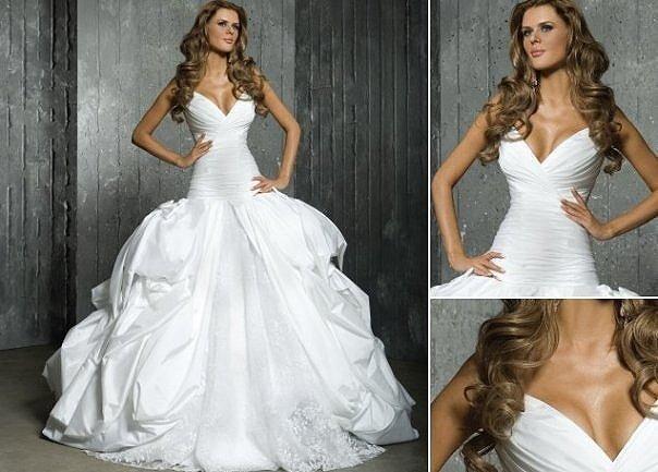 Свадебные платья - pic Wedding Dresses фото 419537.