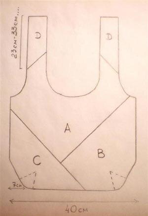 При построении выкроек можно сразу заложить припуски на швы (1-2 см.), а...