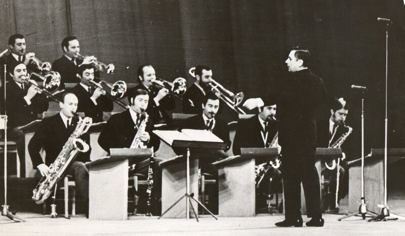 Вадим Людвиковский и его оркестр