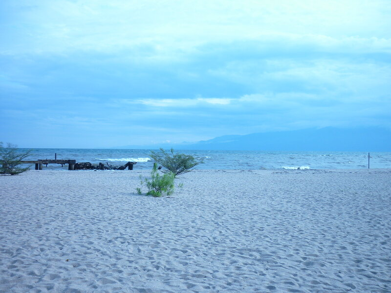 Озеро Танганьика Бужумбура. Бурунди