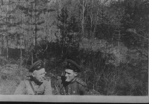 Перекур на Коломенском АУЦ 06.1943