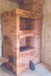 кирпичная печь для дома - Нужные схемы и описания для всех.