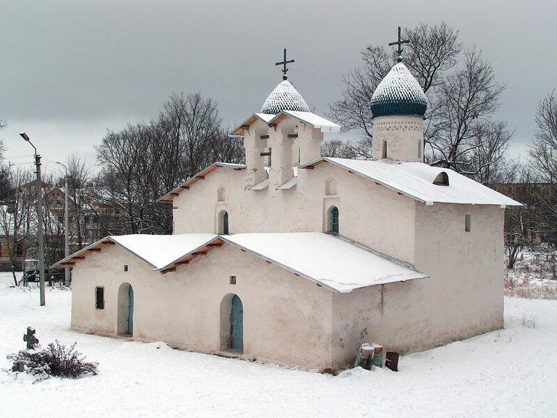 Церковь Покрова от Пролома