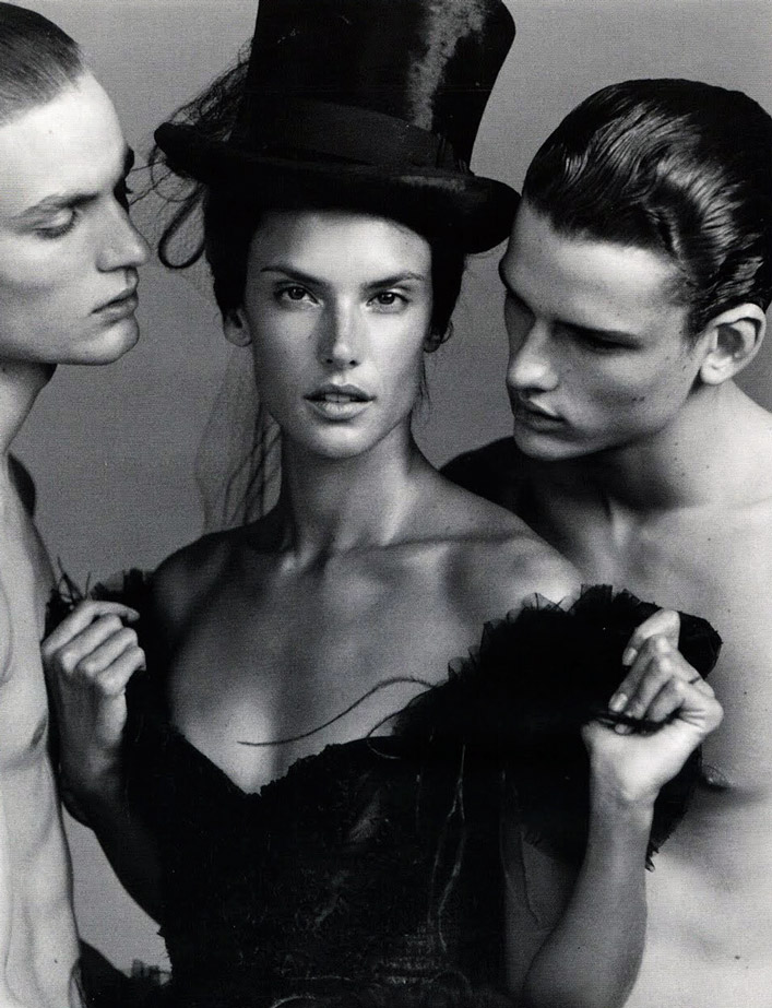 Алессандра Амбросио / Alessandra Ambrosio by Alasdair McLellan in Love Match