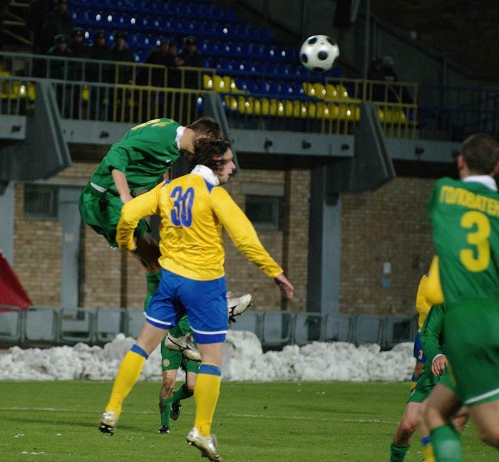 «Луч-Энергия» проиграл «Кубани» — 0:1 (ФОТО)