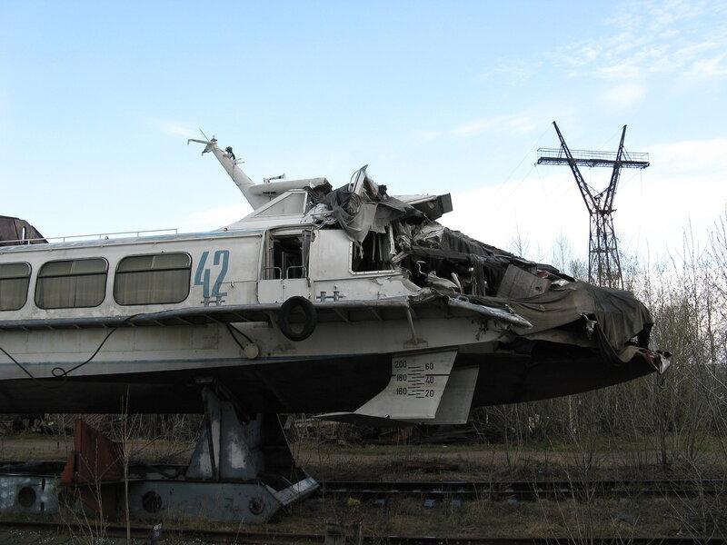 Затон Пермского судоремонтного завода