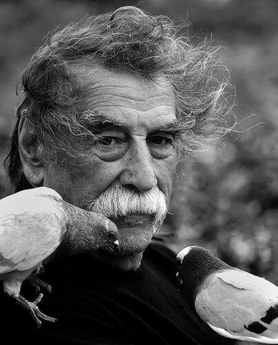 уличные портреты Italian photographer Fulvio Pellegrini.