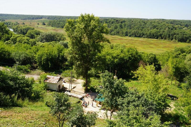 Долина источников Русиново, Калужская обл.