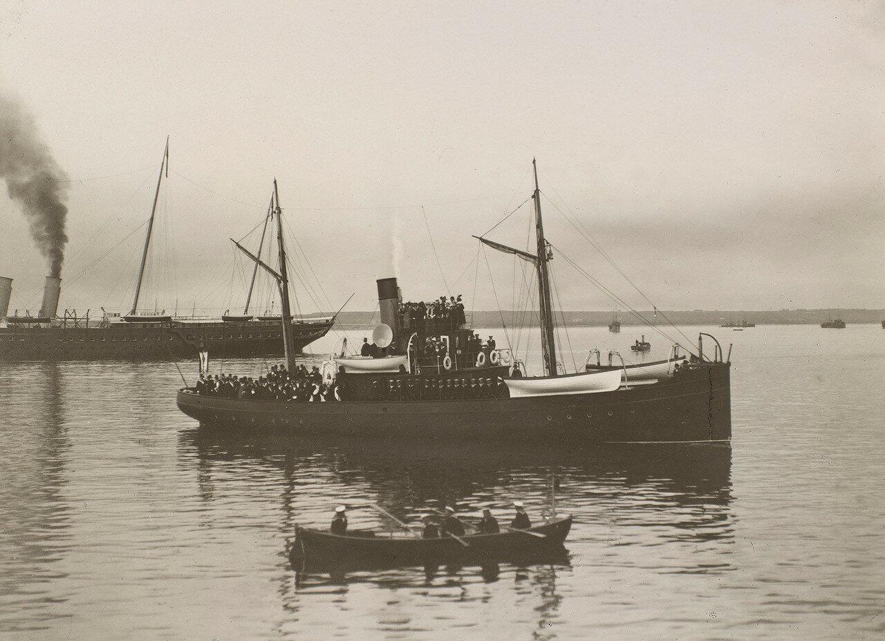 39. Яхта в Ревельском заливе