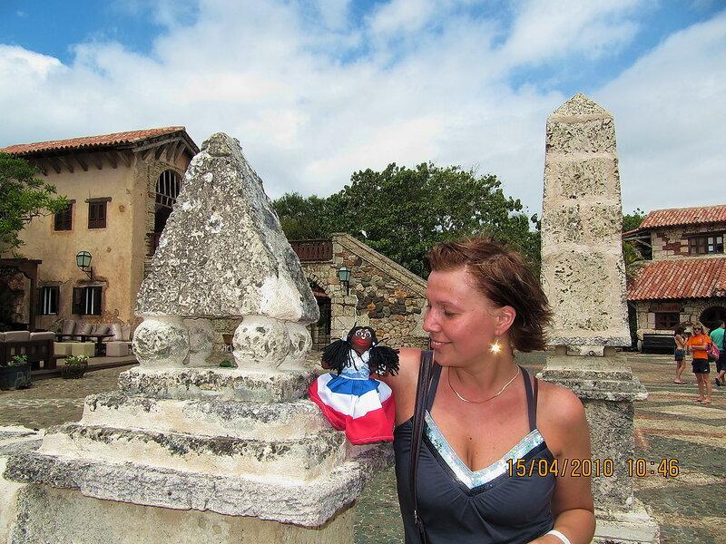 Republica Dominicana.  Часть  2.  Kалейдоскоп