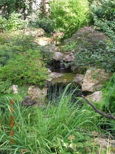 Ботанический сад в эрлангене