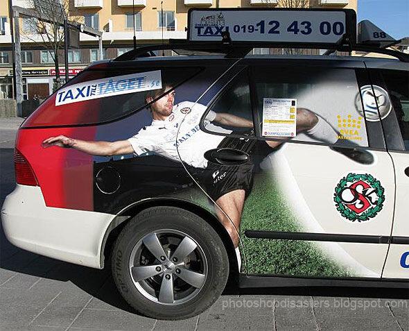 Когда пассажирки садятся в это такси, они особенно долго и нежно держатся за ручку двери...