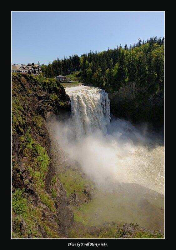 Водопад Сноквалми