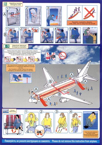 Инструкция Бортпроводника Для Пассажиров