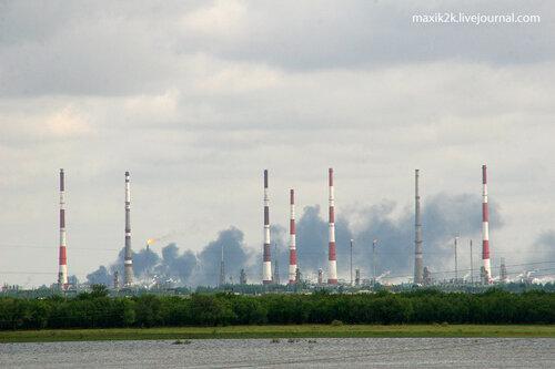 Газпром горит