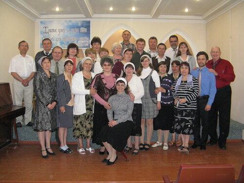 2010г. ЛуРБК, выпуск библиотекарей