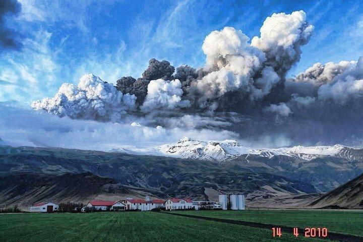 Извержение по-исландски