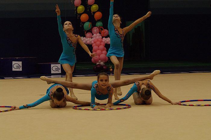 "Финал 13-го международного гимнастического турнира ""Ника"" (89 ФОТО)"