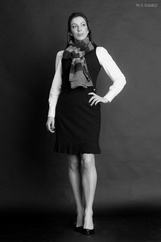 Black & White in Monochrome