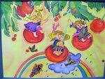 Кияткина Кира (рук. Плехова Татьяна Александровна) - Счастливое детство