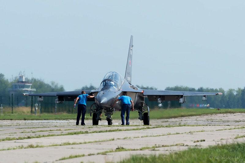 Яковлев Як-130 (RF-44573 / 58 белый) ВКС России 0160_D805523