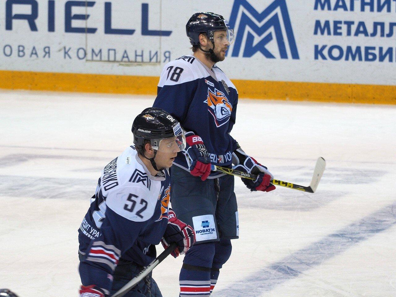 11Плей-офф 2016 Финал Металлург - ЦСКА 11.04.2016