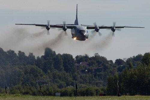 Члены экипажа АН-12, разбившегося в Афганистане погибли
