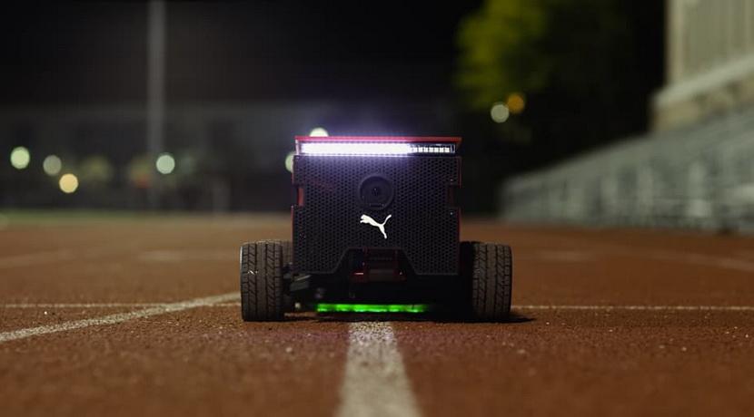 Создан робот-легкоатлет